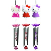 Hello Kitty Wind Chime
