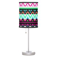 Neon Mix #3 - Tribal Lamp