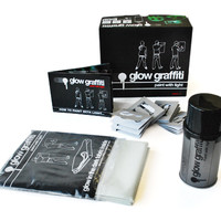 Glow Graffiti by rAndom International for Suck UK - Free Shipping