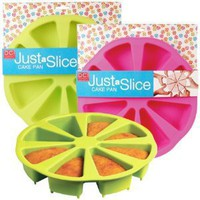 DCI Just a Slice Silicone Cake Pan