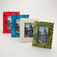 Venya Scalloped Frames, Set of 4 - World Market