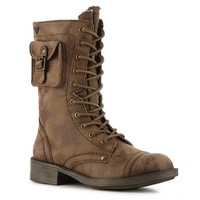 Shop  Roxy Jagger Combat Boot