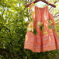 Girls Dress Cottage Country Hippie Boho Chic 12m18m by BebeSophie