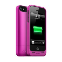 mophie juice pack helium SPECTRUM COLLECTION for iPhone 5 (1500mAh) Pink