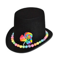 Candy Covered Top Hat (Custom)