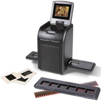 The Cordless Slide And Negative To Digital Picture Converter - Hammacher Schlemmer