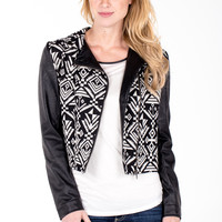 Woven Southwest Jacket - Women's Clothing and Fashion Accessories | Bohme Boutique