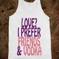 C - Friends and Vodka