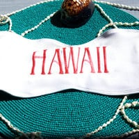 "PRE-Made Makakilo ""Hawaii"" Large Bandeau Bikini Top"
