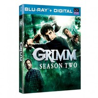 Grimm: Season 2 Blu-ray + UltraViolet  (Widescreen)