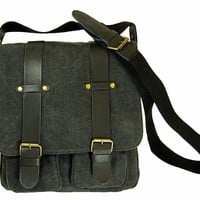 Highlander Bag in Black by Tokyo Bay