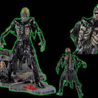 "Halloweentown Store: Return Of The Living Dead ""Tarman"" Action Figure"