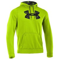 Under Armour Storm Armour Fleece Big Logo Hoodie - Men's at Foot Locker