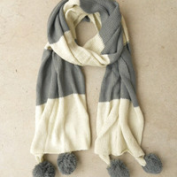 Ivy League Scarf in Gray [4547] - $32.00 : Vintage Inspired Clothing & Affordable Dresses, deloom | Modern. Vintage. Crafted.