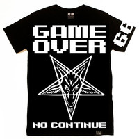 Game Over T-Shirt [B] | KILLSTAR
