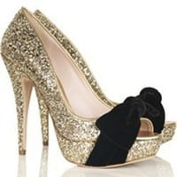Sex and The City Shoe by GlamfoxxCouture on Sense of Fashion