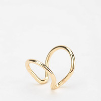 Delicate Open Ring - Urban Outfitters