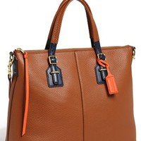 COACH 'Legacy Dream - Rory' Leather Satchel | Nordstrom