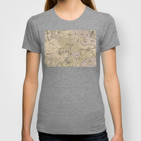 Rough Terrain T-shirt by Ben Geiger