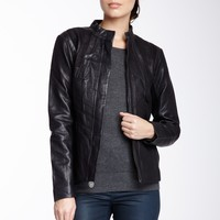 HauteLook | Elie Tahari Outerwear: Marta Leather Jacket