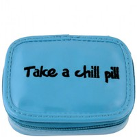 Flight 001 – Where Travel Begins.  Take A Chill Pill Case - New Arrivals - All Products