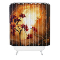 DENY Designs Home Accessories | Madart Inc. Empty Nest 1 Shower Curtain