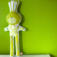 Printed Soft Toy - Simao The Rabbit | Luulla