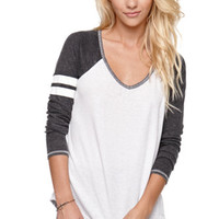 Hurley Back Bay Long Sleeve Tee at PacSun.com