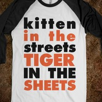 KITTEN IN THE STREETS