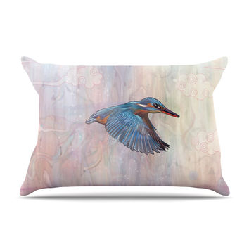 "Mat Miller ""Terror from Above"" Pillow Case 