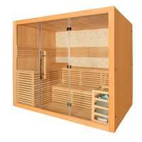 Finnish sauna Sauna finlandese BL-152 by BEAUTY LUXURY
