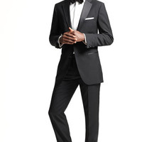 BOSS HUGO BOSS 'The Stars Glamour' Trim Fit Wool Tuxedo (Free Next Day Shipping) | Nordstrom
