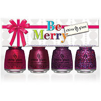 China Glaze Be Merry 4pc Mini Set Ulta.com - Cosmetics, Fragrance, Salon and Beauty Gifts