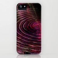 Dancing with Light iPhone & iPod Case by Alice Gosling
