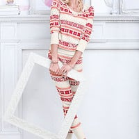 The Fireside Long Jane Pajama - Victoria's Secret