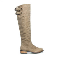 ShoeDazzle Darci boot by Leila Stone