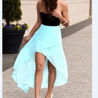 CUTE IRREGULAR DRESS FOR GIRLS