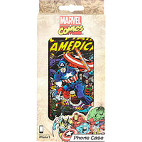 Captain America Marvel comic iPhone 5 case - gadgets - gifts - men