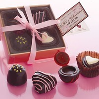 Valentine's Day Box of Chocolates - Lip Gloss