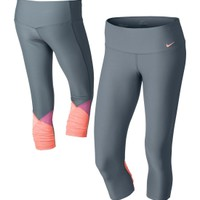 Nike Women's Legend Low Rise Veneer Capris 2.0 - Dick's Sporting Goods