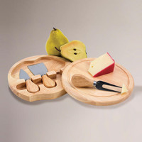 Cheese Board and Tools - World Market