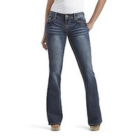 Bongo- -Juniors Flirty Bootcut Jeans-Clothing-Juniors-Jeans