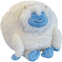 Squishable Yeti: An Adorable Fuzzy Plush to Snurfle and Squeeze!