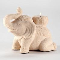 Sitting Elephant Decor | World Market