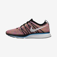 The Nike Flyknit Trainer+ Unisex Running Shoe (Men's Sizing).