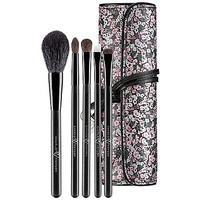 Sephora: Charlotte Ronson : Paint Me Pretty Travel Brush Set : brush-sets-makeup-brushes-applicators-makeup