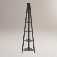 Dillon Corner Ladder Bookshelf | World Market