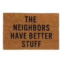 Reed Wilson Design 'Neighbors' Doormat | Nordstrom