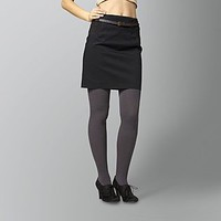Studio S- -Plush Lined Tights-Clothing-Intimates-Socks & Hosiery