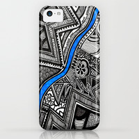 Flow  iPhone & iPod Case by Lauren Moore